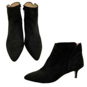 JESSICA SIMPSON Adana Black Heel Ankle Boot 9.5M
